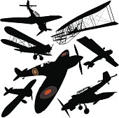 Historical Plane Collection