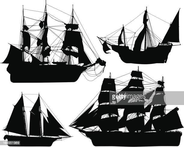 Historical Ship Collection