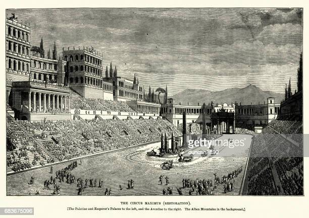 History of Ancient Rome - Circus Maximus