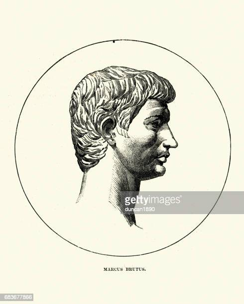 History of Ancient Rome - Portrait of Brutus