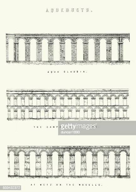 Antecedentes de arquitectura-acueductos
