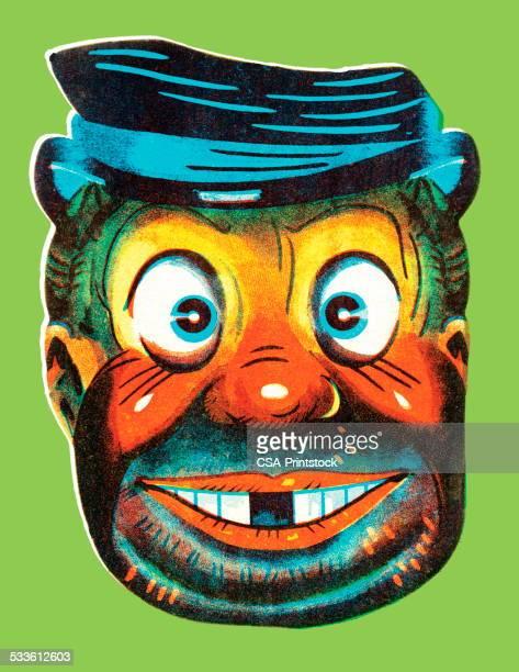 hobo - vagabond stock illustrations, clip art, cartoons, & icons