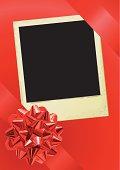 Holiday Photo (vector + XXL jpg in ZIP folder)
