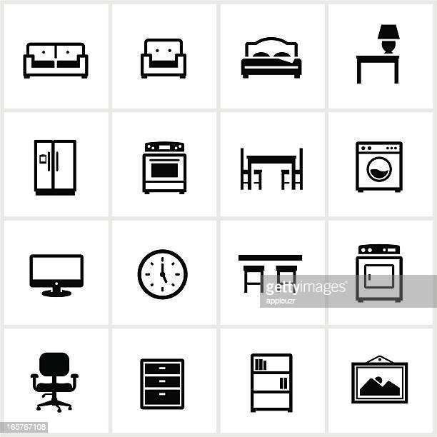 Home Furnishing Icons