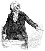 illustration honor gabriel riqueti count mirabeau
