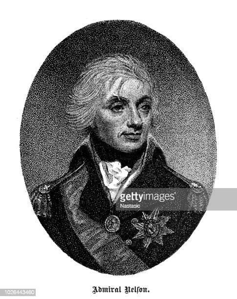 Horatio Nelson (1758-1805), Almirante británico