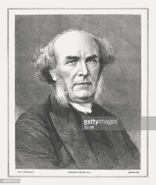 Horatius Bonar (1808-1889), Scottish churchman and poet, published 1873