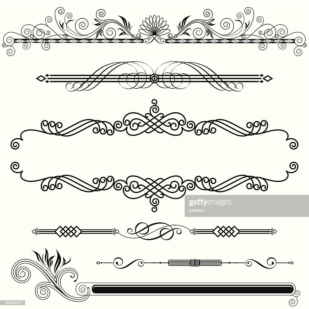 Horizontal Ornamental