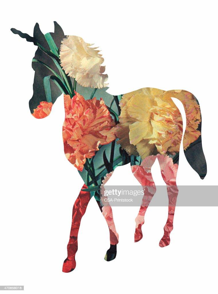 Horse : stock illustration