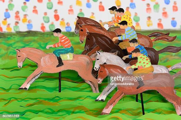 Vencedor da Corrida de Cavalos