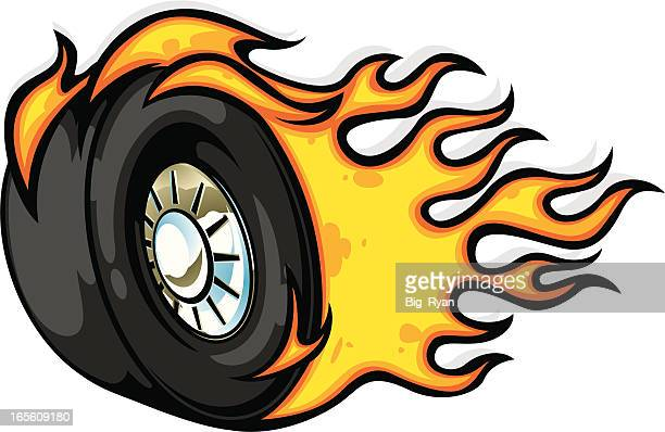 hot rodder - wheel stock illustrations, clip art, cartoons, & icons
