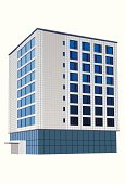 Hotel / Office Building icon