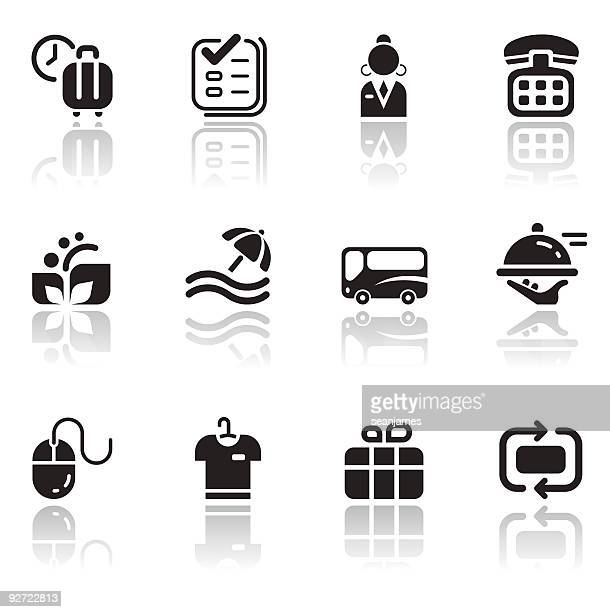 Hotel Themed Computer Icons
