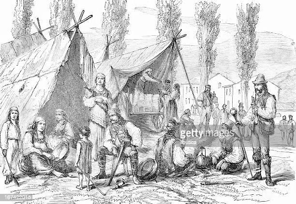 Hungarian immigrants