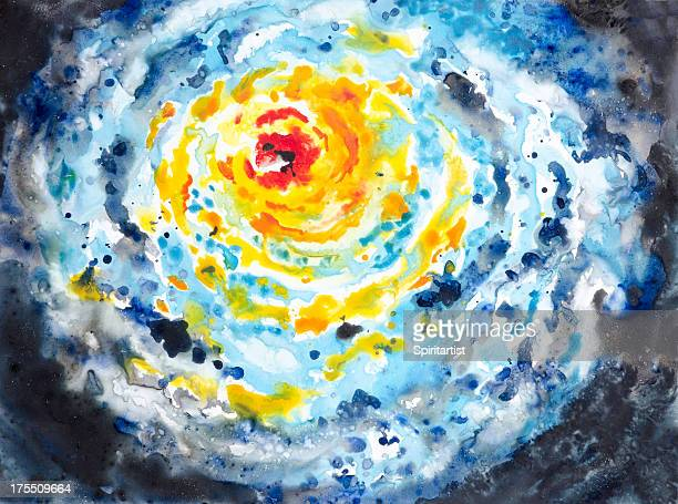 Hurricane Storm System