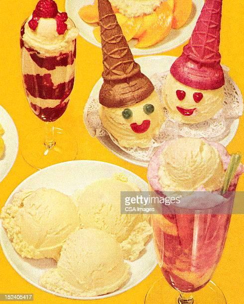 Ice Cream Treats