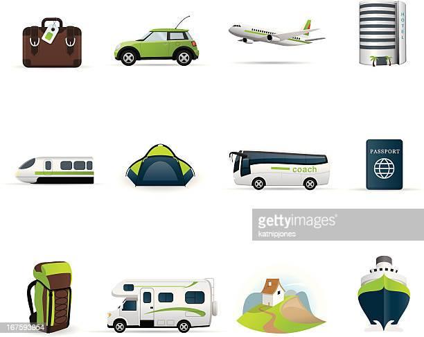 Icon Set - Travel