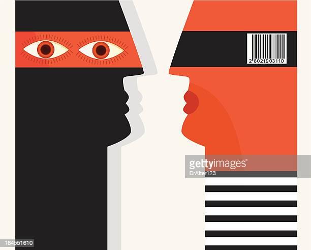 identity concept - hidden stock illustrations, clip art, cartoons, & icons