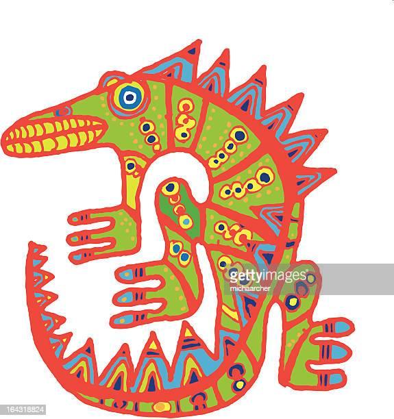 ilustraciones, imágenes clip art, dibujos animados e iconos de stock de iguana - iguana