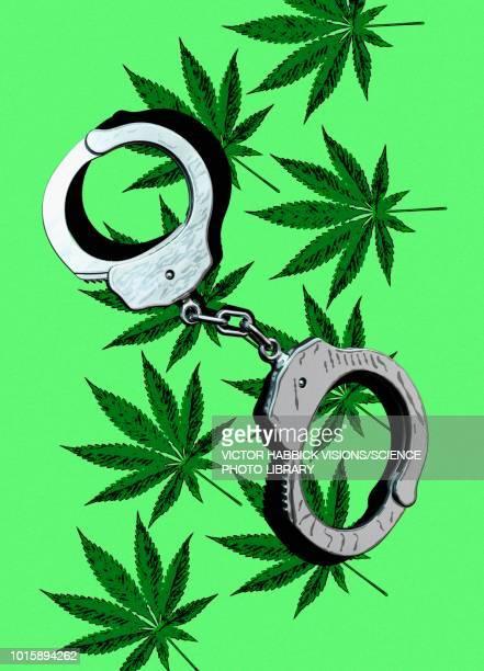 illegal drugs, conceptual illustration - 合法化点のイラスト素材/クリップアート素材/マンガ素材/アイコン素材