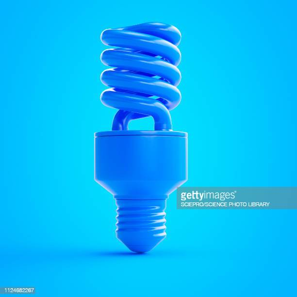 ilustraciones, imágenes clip art, dibujos animados e iconos de stock de illustration of a blue light bulb - ideas