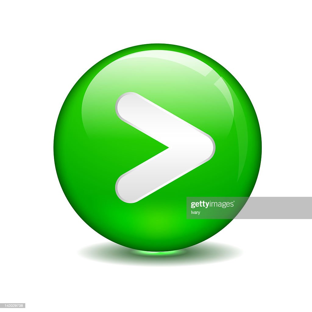 Illustration of a greater than sign in a green circle stock illustration of a greater than sign in a green circle stock illustration buycottarizona Images