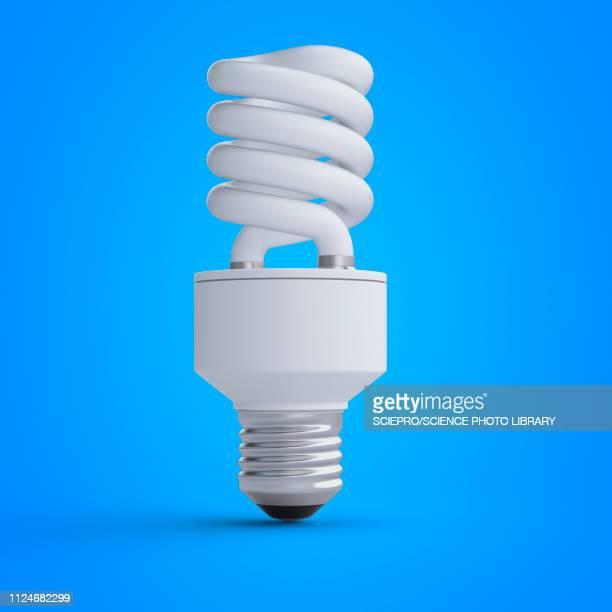illustration of a light bulb - shiny stock illustrations