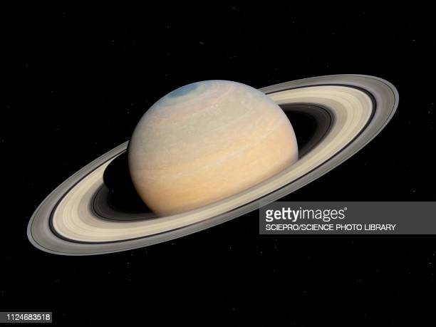 illustration of saturn - space and astronomy stock illustrations