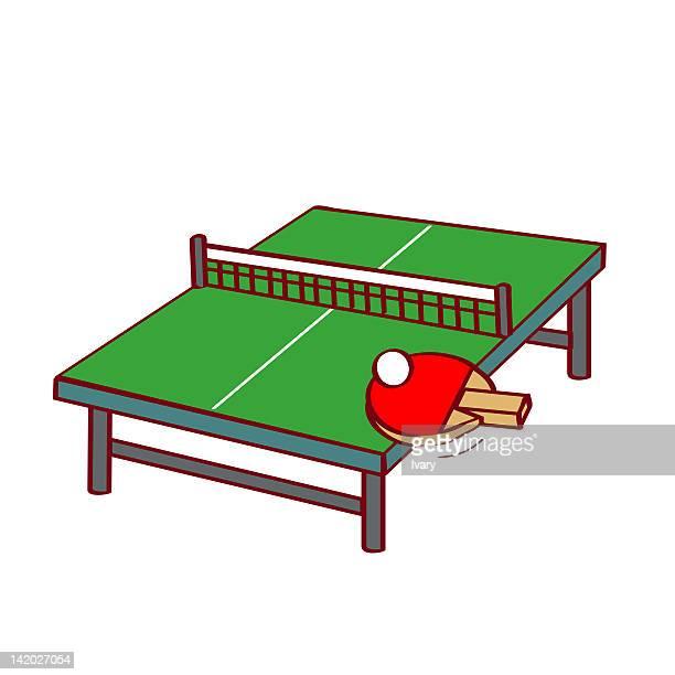 Illustrations et dessins anim s de balle de tennis de - Dessin tennis de table ...