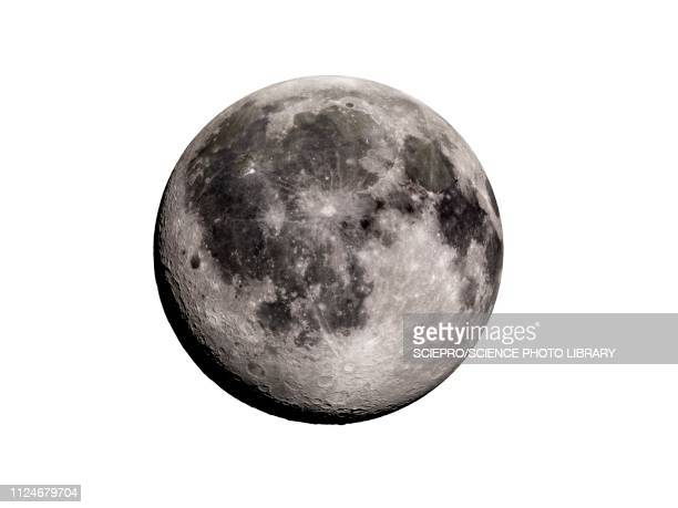 illustration of the moon - moon stock illustrations