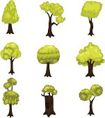 illustration tree