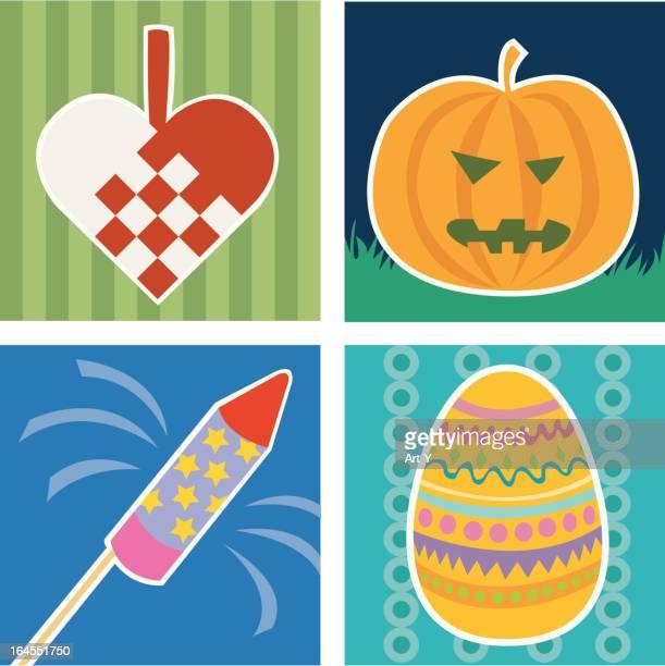 illustrations theme - seasonal - arugula stock illustrations, clip art, cartoons, & icons