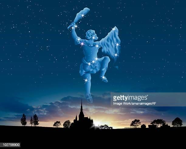 Orion Nebula Stock Illustrations And Cartoons