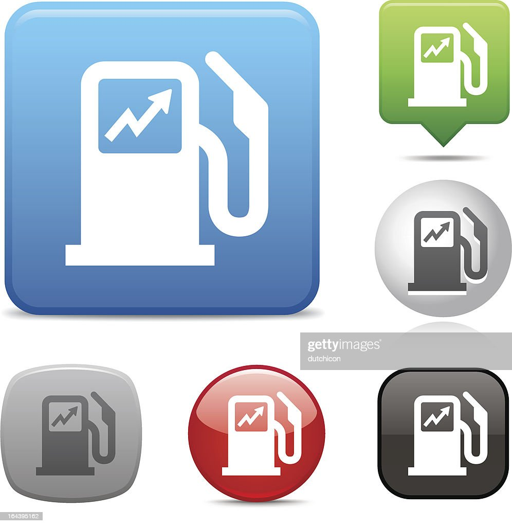 Increasing Oil Prices icon