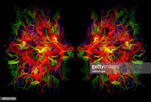 indescribable energy - quantum physics stock illustrations