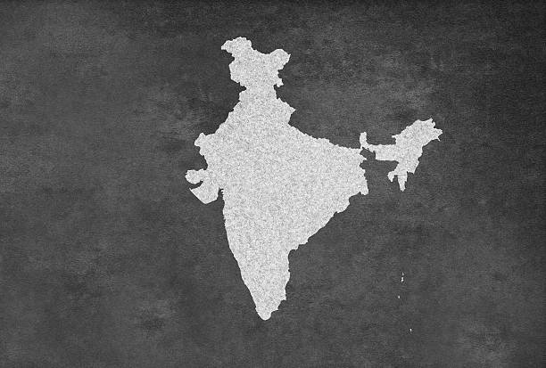 Free India Map Outline Images Pictures And Royalty Free