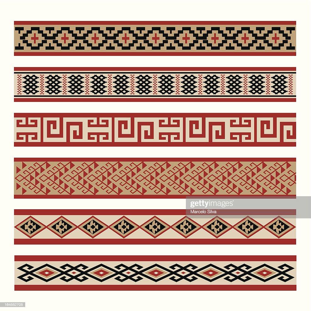 Indigenous Culture Patterns