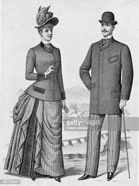 informal attire - full length stock illustrations