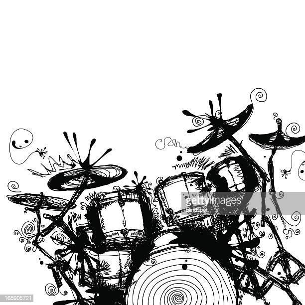 Ink Drums