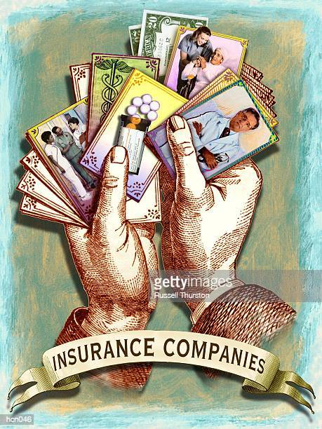 Insurance Companies Controlling Healthcare