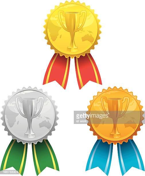 international medals