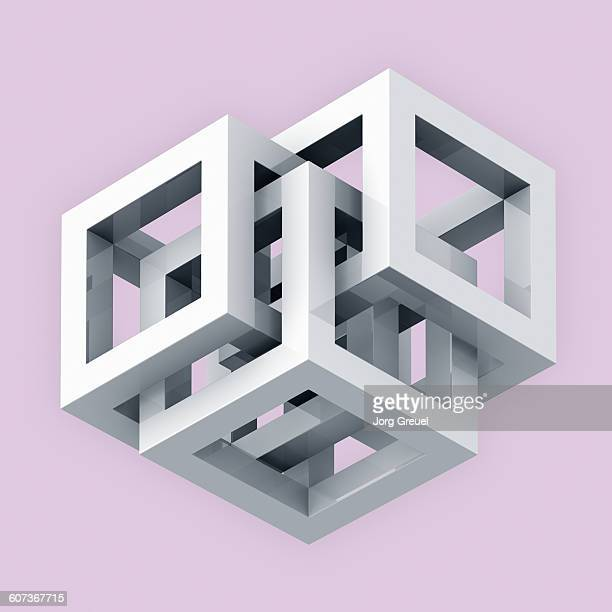 Intersecting cubes