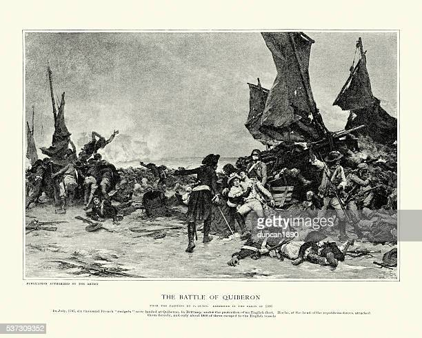 Invasion of France in 1795 or the Battle of Quiberon