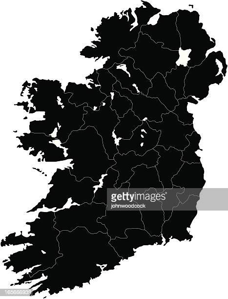 Ireland mono map
