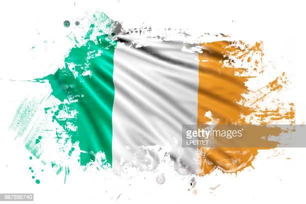 60 Top Irish Flag Stock Illustrations, Clip art, Cartoons, & Icons