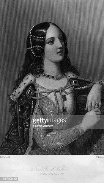 Isabella of France , 2nd wife of Richard II of England.