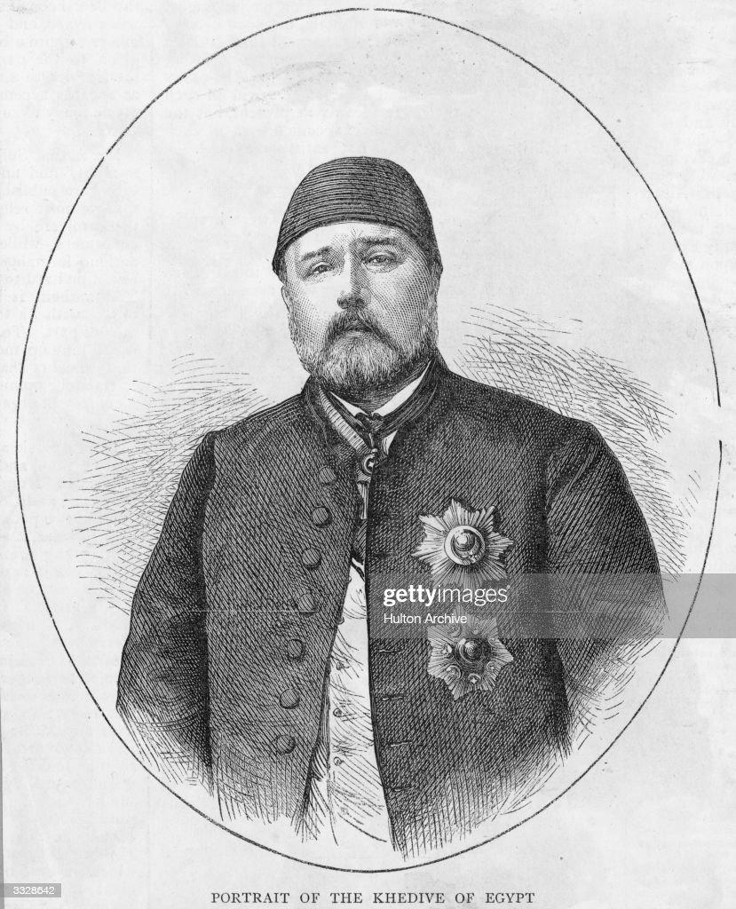 Ismail Pasha : News Photo