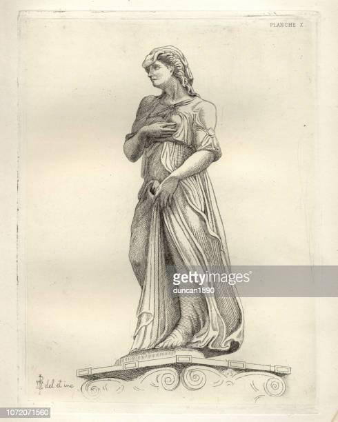 stockillustraties, clipart, cartoons en iconen met italiaanse middeleeuwse sculptuur, standbeeld graf van don pedro di toledo - pedo