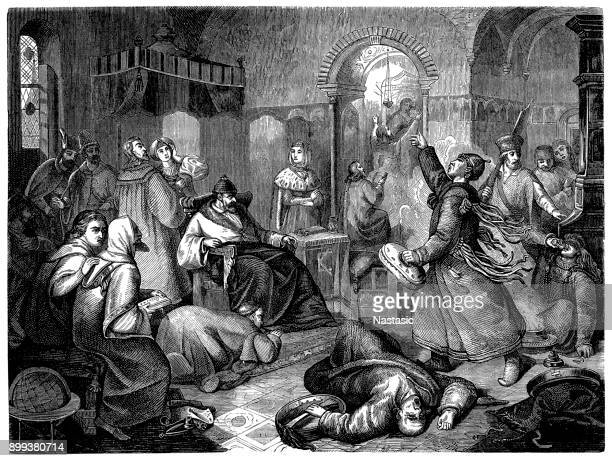 Ivan IV. The Terrible Death Foretold