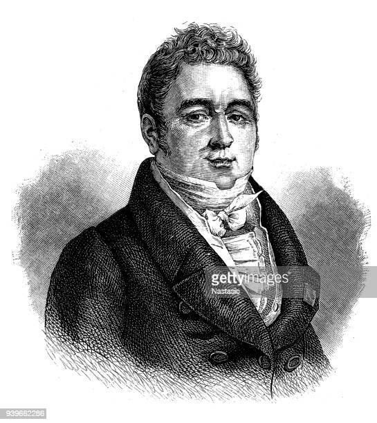 jacques laffitte (24 october 1767 – 26 may 1844) was a leading french banker, governor of the bank of france (1814–1820) and liberal member of the chamber of deputies during the bourbon restoration and july monarchy - governor stock illustrations, clip art, cartoons, & icons